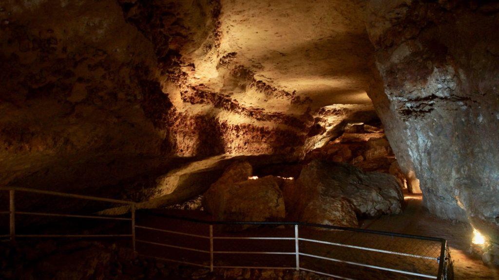 Caverne Bara-Bahau Longueur
